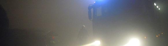 LF 16/12 beim Großbrand in Cronenberg