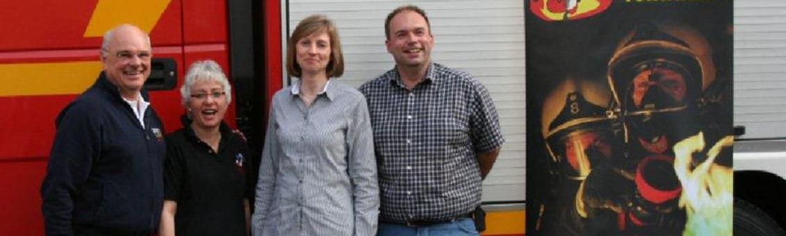 Vorstand im März 2012