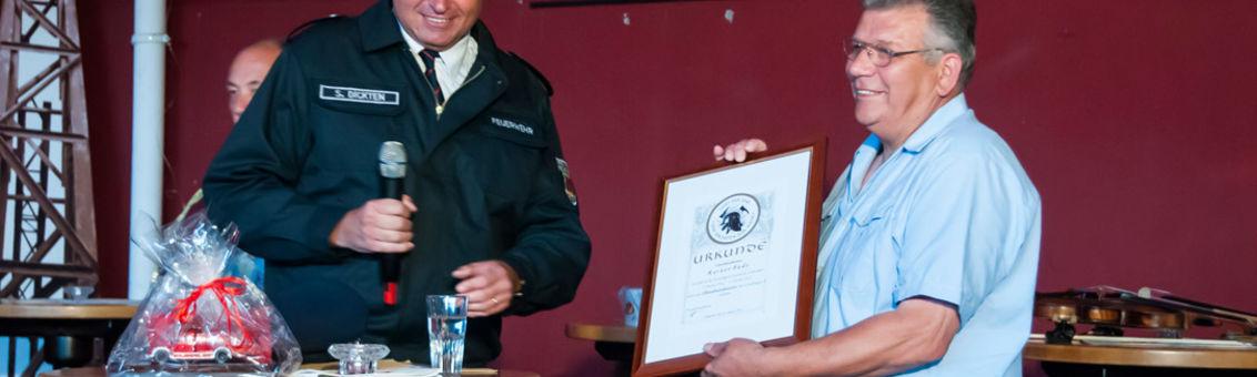 125 Jahre Feuerwehr Vohwinkel
