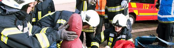Die Freiwillige Feuerwehr Vohwinkel sucht engagierte Helferinnen und Helfer und bietet ein anspruchsvolles Hobby