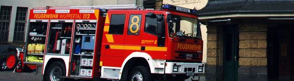 Dachdeckerarbeiten verursachten einen Schwelbrand im Dach des Bahnhofs
